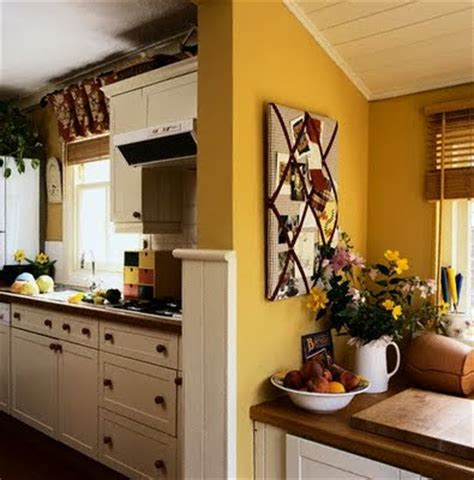 yellow kitchen paint kim s tuscan home decor february 2013