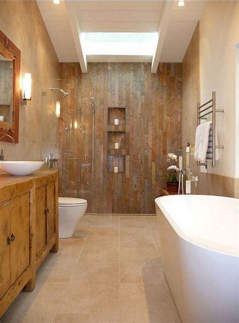 Rustikale Badezimmer Entwurfs Ideen by Rustikale Badezimmer Ideen Inspirierende Bad Design Und