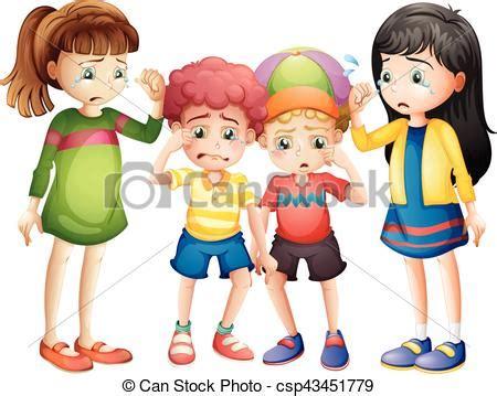 imagenes de tristeza en niños cuatro ni 241 os llanto triste cuatro llanto ni 241 os