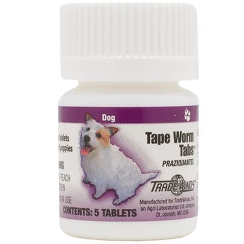 the counter dewormer for dogs worm tabs for dogs 5 tablets entirelypets