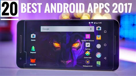 best android apps top 20 best android apps 2017 must
