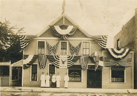 oyster house olympia olympia s may 1882 fire contained from spreading by shrewd bar owner thurstontalk
