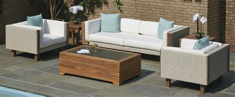 lloyd outdoor furniture lloyd flanders collection lloyd loom and teak
