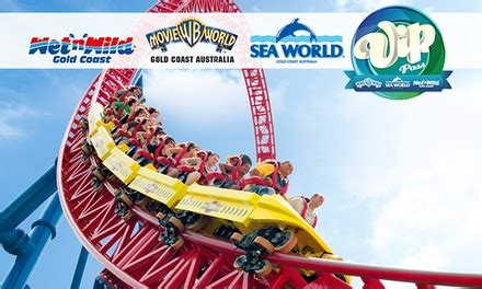village roadshow theme parks in main beach | groupon
