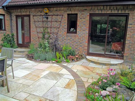 Patio Layout Ideas Designing Your Customization Patio Garden Design Front