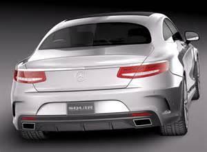 Mercedes 2015 Models Mercedes S Class Coupe 2015 3d Model Max Obj 3ds Fbx