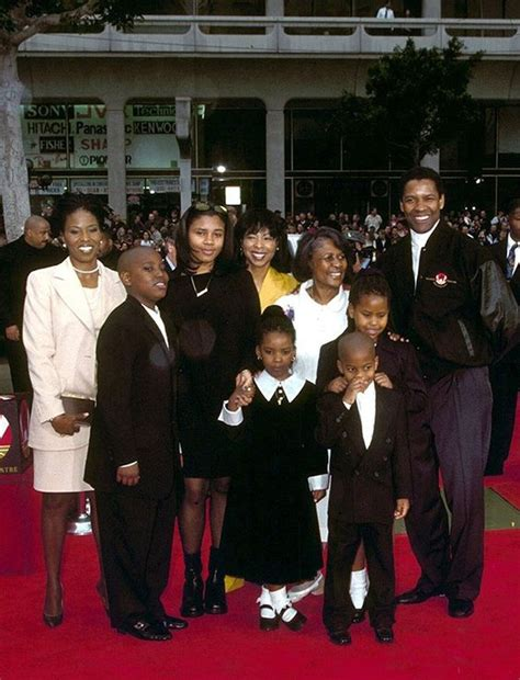 denzel washington and family olivia d abo washington and denzel washington on pinterest