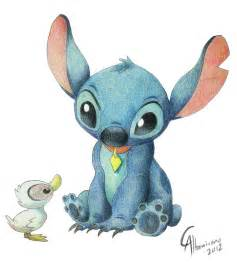 stitch and a baby duck your arguement is invalid misc
