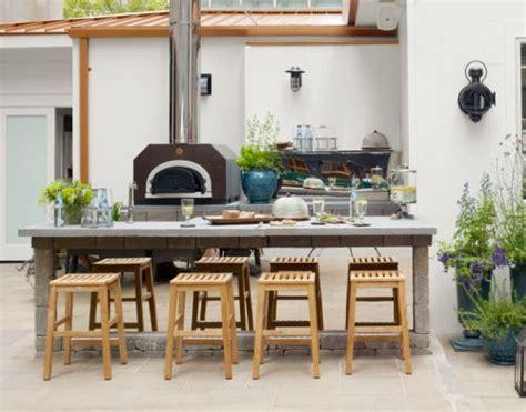 desain dapur minimalis outdoor ide desain dapur outdoor pada rumah minimalis modern