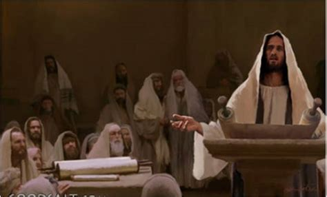 Imagenes De Jesus Leyendo En La Sinagoga | san garc 237 a abad ruega por nosotros nadie es profeta
