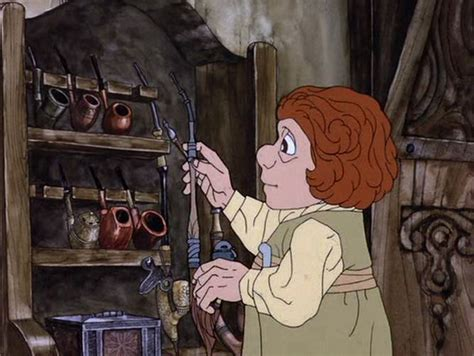 the hobbit the unexpected visitor by thintoons on 17 best images about rankin bass hobbit on cartoon bass and design reference