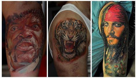 imagenes de tattoos realistas nikko hurtado gu 237 a tattoo