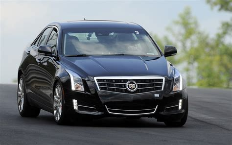 new car models cadillac ats 2013