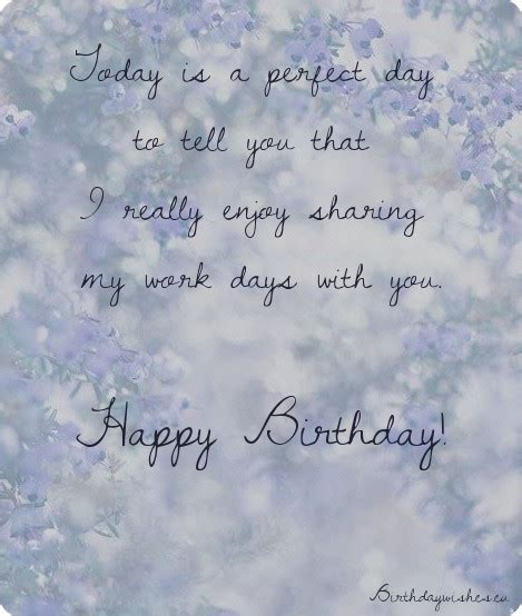 Birthday Quotes For A Colleague Happy Birthday Colleague Top 20 Birthday Wishes For