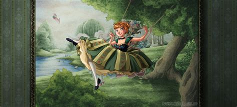 swinging for the first time for the first time in forever by hollybell on deviantart