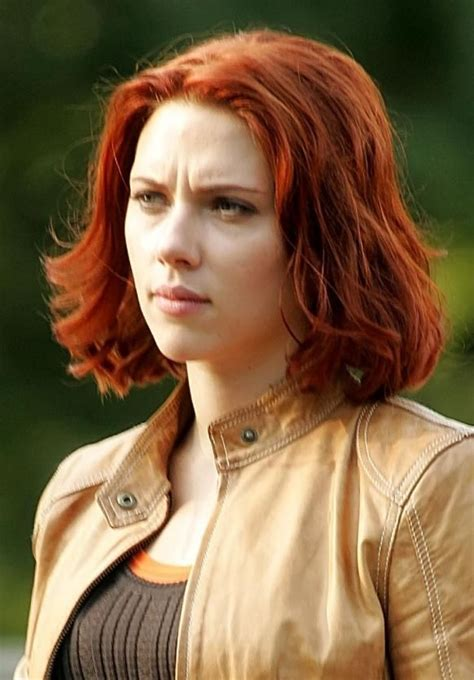 black widow hair color johansson hair lobs sobs