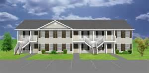 6 unit apartment building plans apartment plan j891 6 6 units