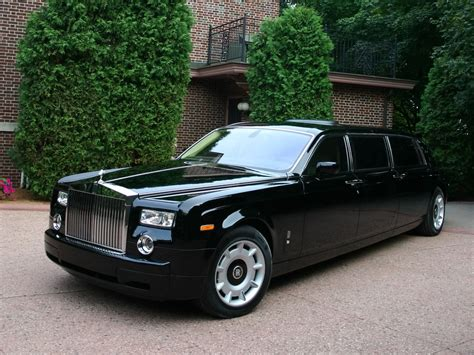 rolls royce phantasm rolls royce phantom limousine 28 free car wallpaper