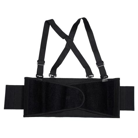 husky large back support belt 5000l the home depot