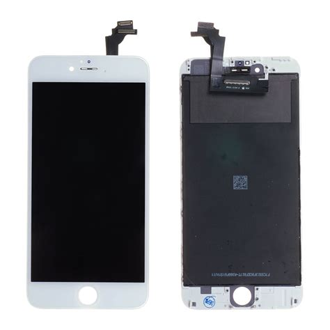 201 cran iphone 6 plus blanc reconditionn 233 pieces2mobile