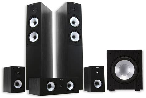 new jamo s526 hcs10 5 1 home theatre system from av