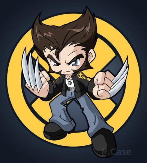 Marvel X Wolverine Chibi Key Chain Gantungan Kunci 46 best fusiones de images on dragons gt and goku
