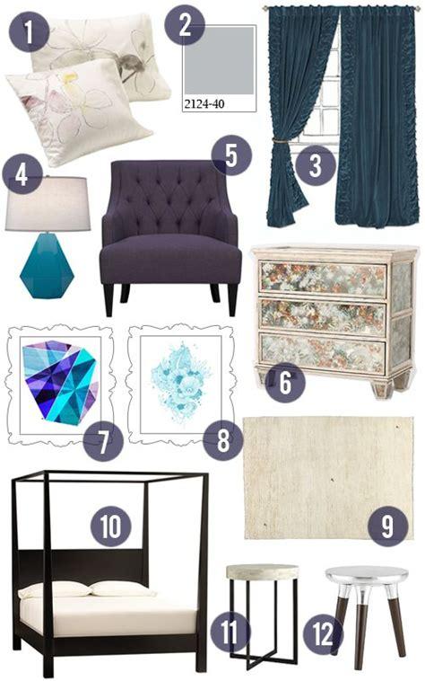 teal purple and grey bedroom purple teal and grey bedroom mood board mr h