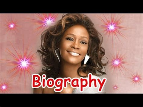 biography whitney houston whitney houston biography youtube
