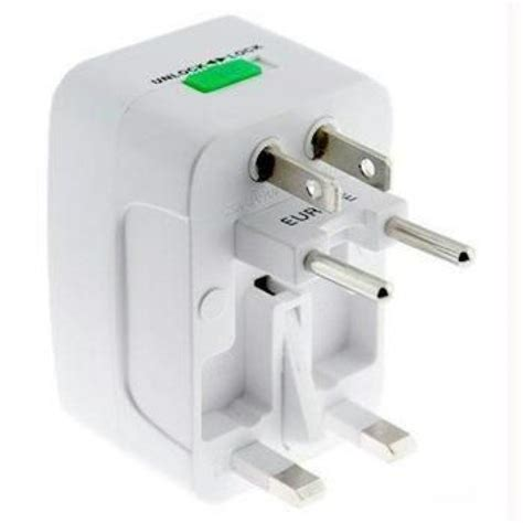 Universal Travel Adaptor All In One International Universal International Adaptor All In One Travel Power