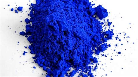 New Blue Color | how scientists discovered a brilliant new blue pigment