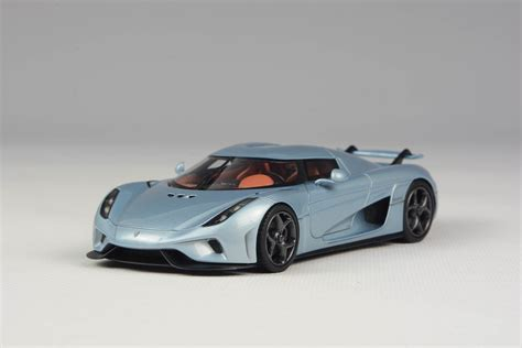 koenigsegg newest model sophiart 1 43 koenigsegg regera horizon blue daboxtoys
