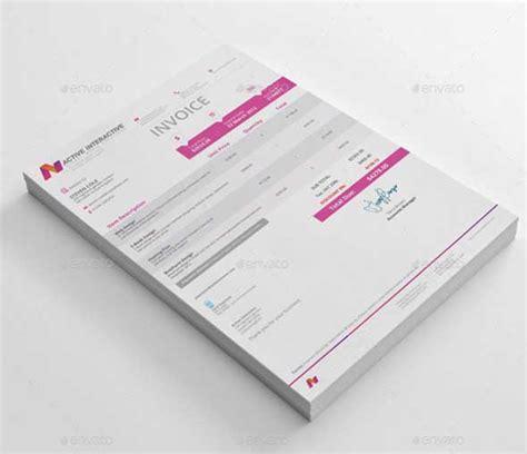40 Invoice Templates   Free & Premium