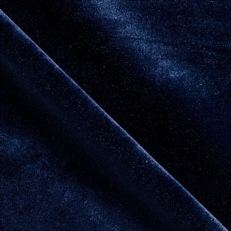 blue velvet upholstery fabric by the yard stretch velvet fabric by the yard midnight blue ebay