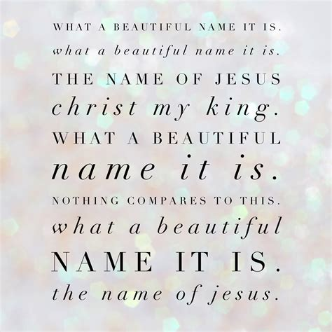 what a beautiful name what a beautiful name lyric edit 171 god bless you 4ever