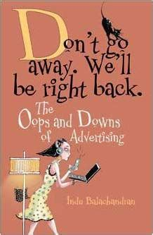 be right back bookend 100 be right back bookends the don t go away we ll be right back the oops and downs of