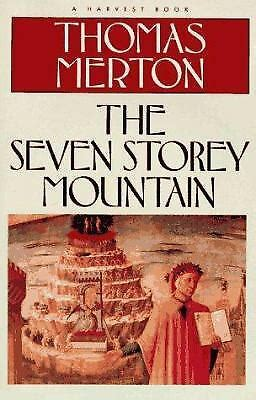The Seven Storey Mountain Harvest Hbj Book 156806797 Ebay