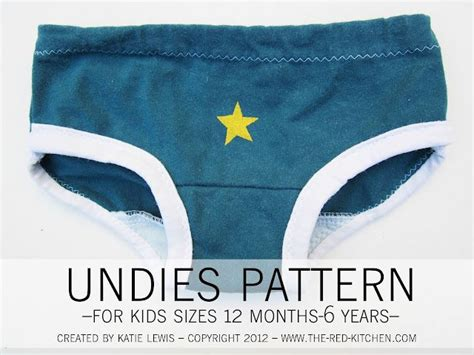 simple underwear pattern the 37 best images about sew your own undies on pinterest