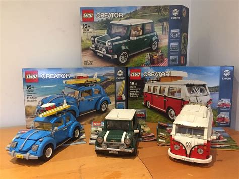 lego mini cooper interior lego creator bundle lego creator volkswagen t1 canper