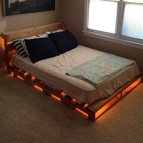 how to make my bed higher cama de pallet mais de 70 imagens e passo a passo