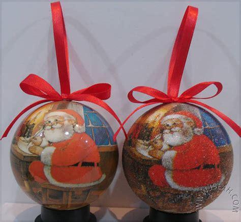 Decoupage Baubles - ec21 shantou iseah gifts crafts co ltd sell