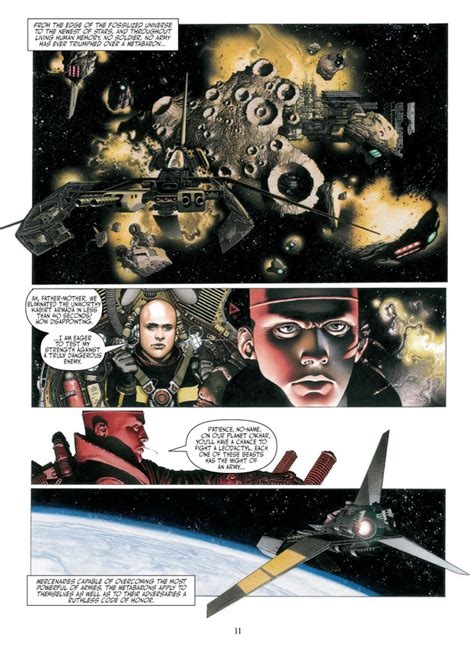 the metabarons weapons of the metabaron