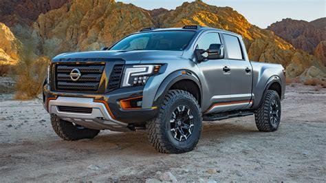 2016 nissan titan warrior concept picture 661674 truck
