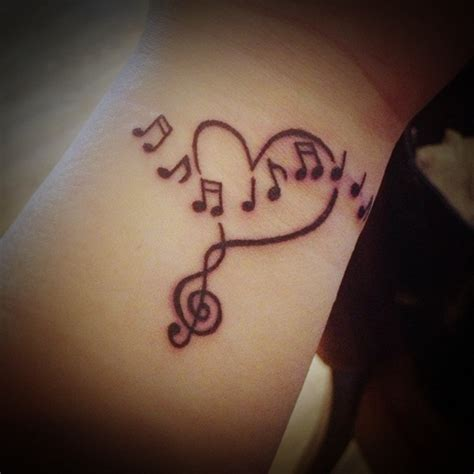 music inspired tattoos 25 amazingly creative tattoos inspired by