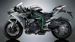 World's fastest motorcycle unveiled Kawasaki Ninja H2 Car News