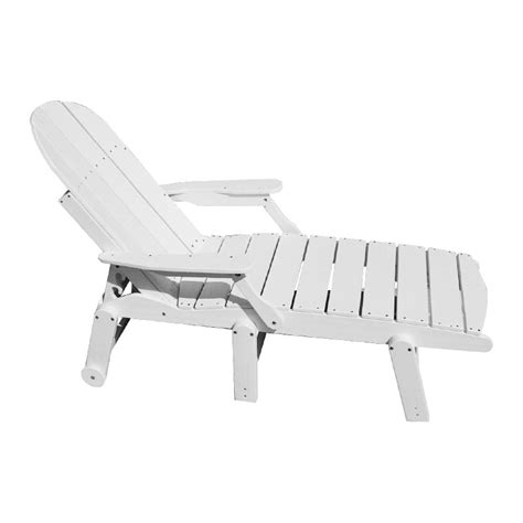 chaise lounge chair with arms recycled plastic chaise lounge with arms