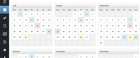 what do colours mean company planner