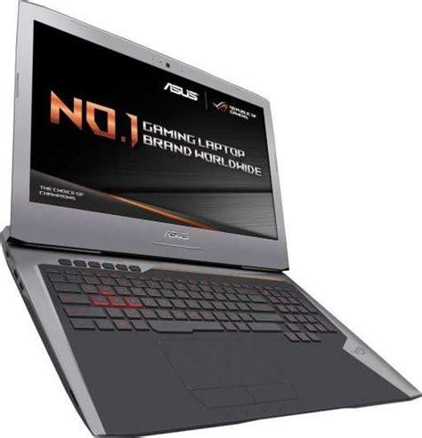 Asus Rog Laptop Ddr4 asus rog 17 3 inch gaming laptop intel i7 7820hk 64gb ddr4 ram 1 tb hdd 1tb ssd nvidia