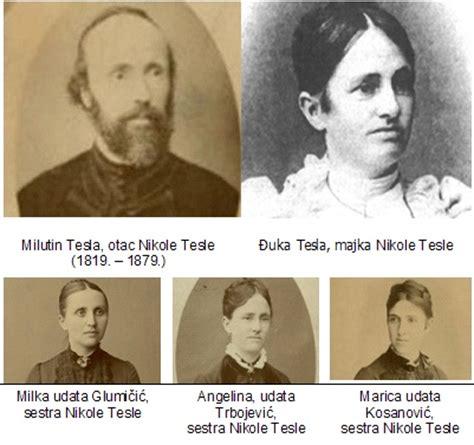 nikola tesla family tesla image
