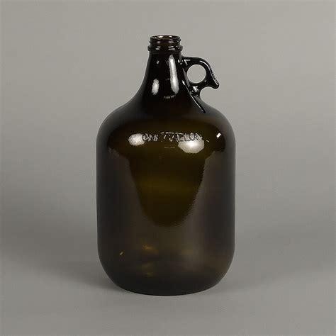 1 Gallon Empty Bottle - 1 gallon glass bottle 38 400 g003