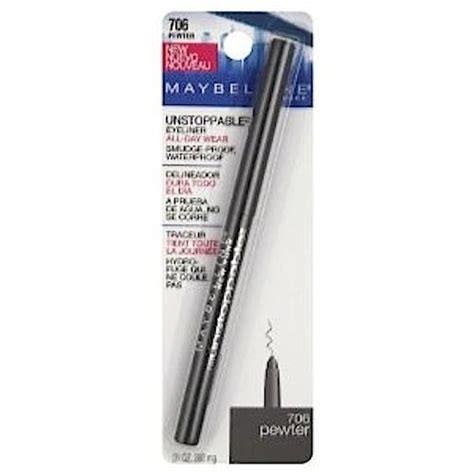 Maybelline Unstoppable Eyeliner maybelline unstoppable eyeliner you choose the color new in package ebay